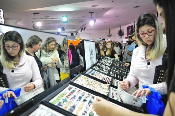 Loja no Bazar Moda do Bem