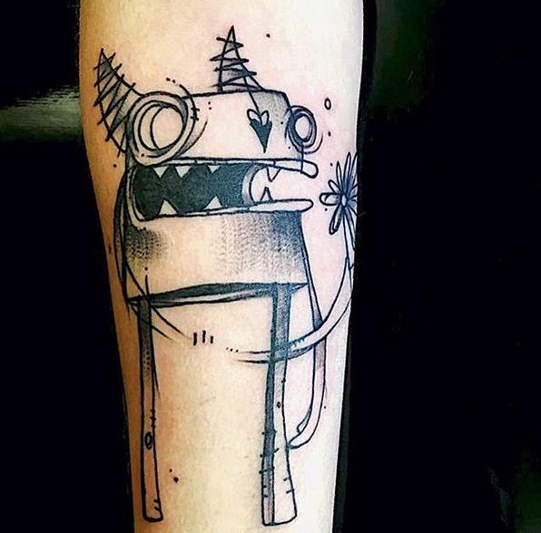 tattoo por Rafo Castro1