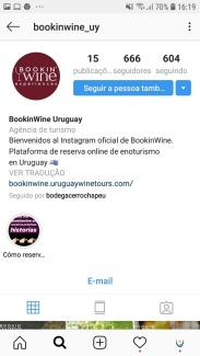 instagram bookinwine