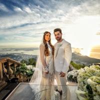 Noivos podem se casar no Cristo Redentor como o DJ Alok por R$ 2.700