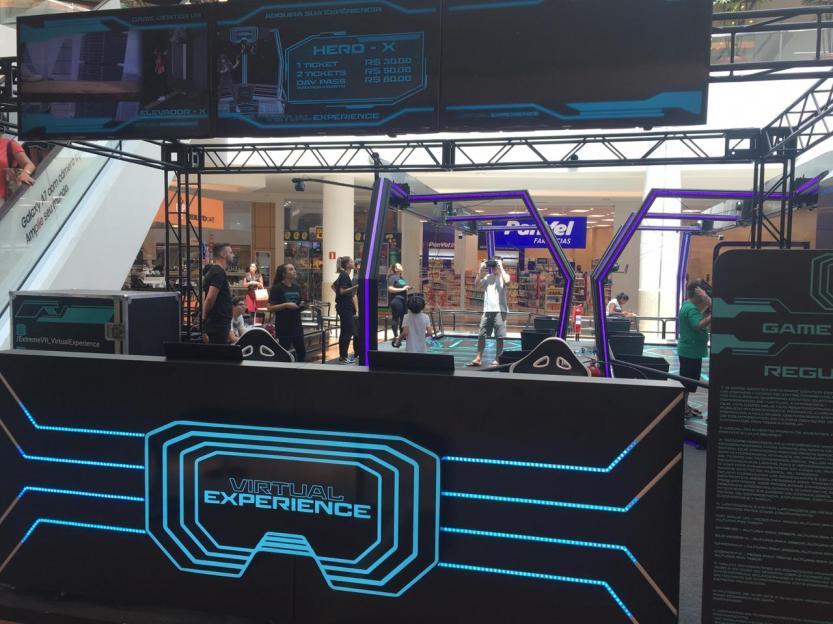 shopping palladium - virtual experience 1