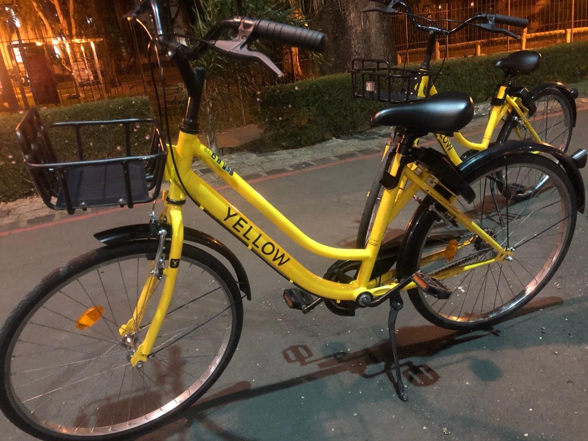 Yellow lança operação de bikes e patinetes em Curitiba