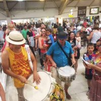 Mercado Municipal de Curitiba promove pré-carnaval