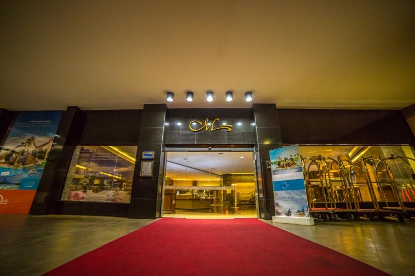 Fachada Mabu Thermas Grand Resort - Fachada (3)