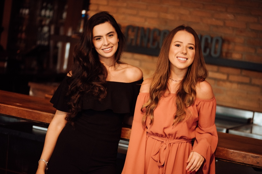 Marianna Jordan e Carolina Lupion_GastroNight +55 Bar_12-03-19_GastroNight +55 Bar_12-03-19