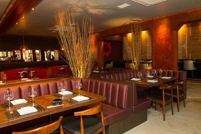OX Steakhouse - ambiente 1 - foto Cida Demarchi divulgacao