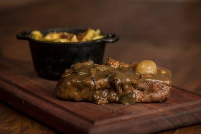 OX Steakhouse - flank steak - foto Munir Bucair Filho divulgacao