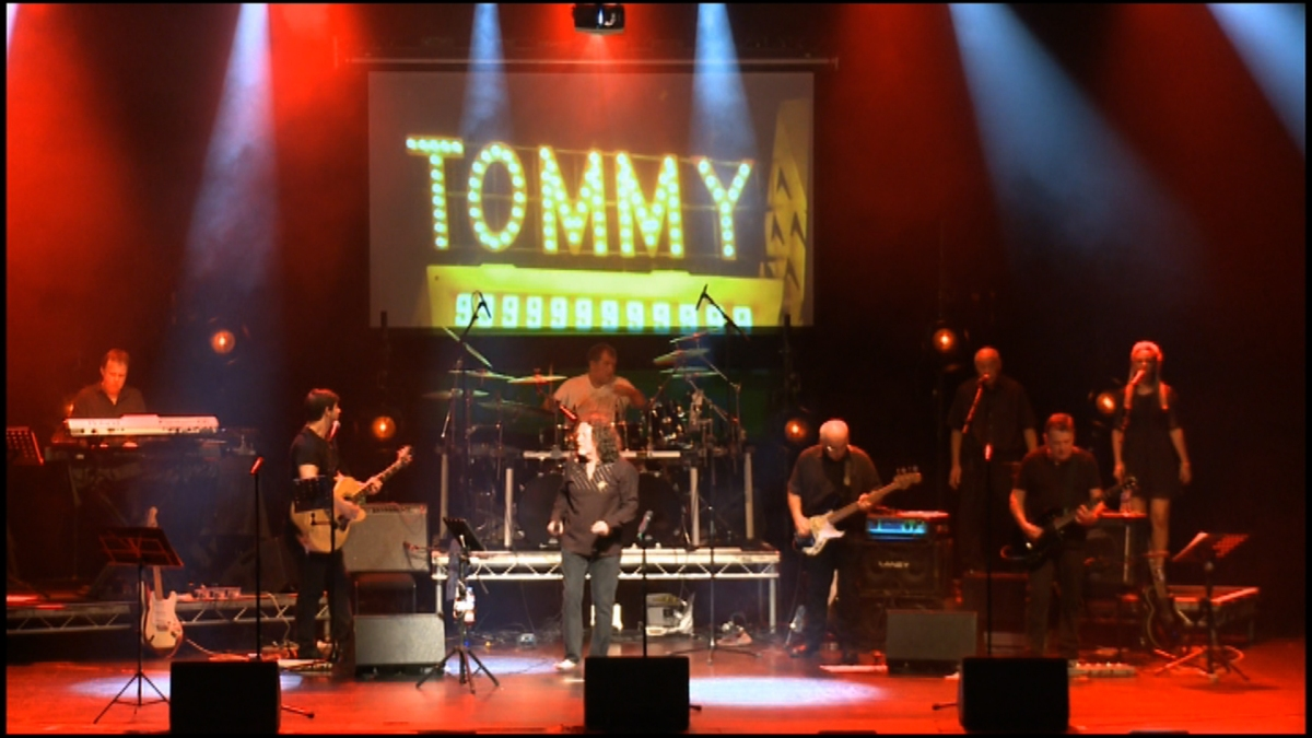 "Guairão recebe neste sábado o espetáculo ""Tommy"" baseado na ópera rock do The Who"