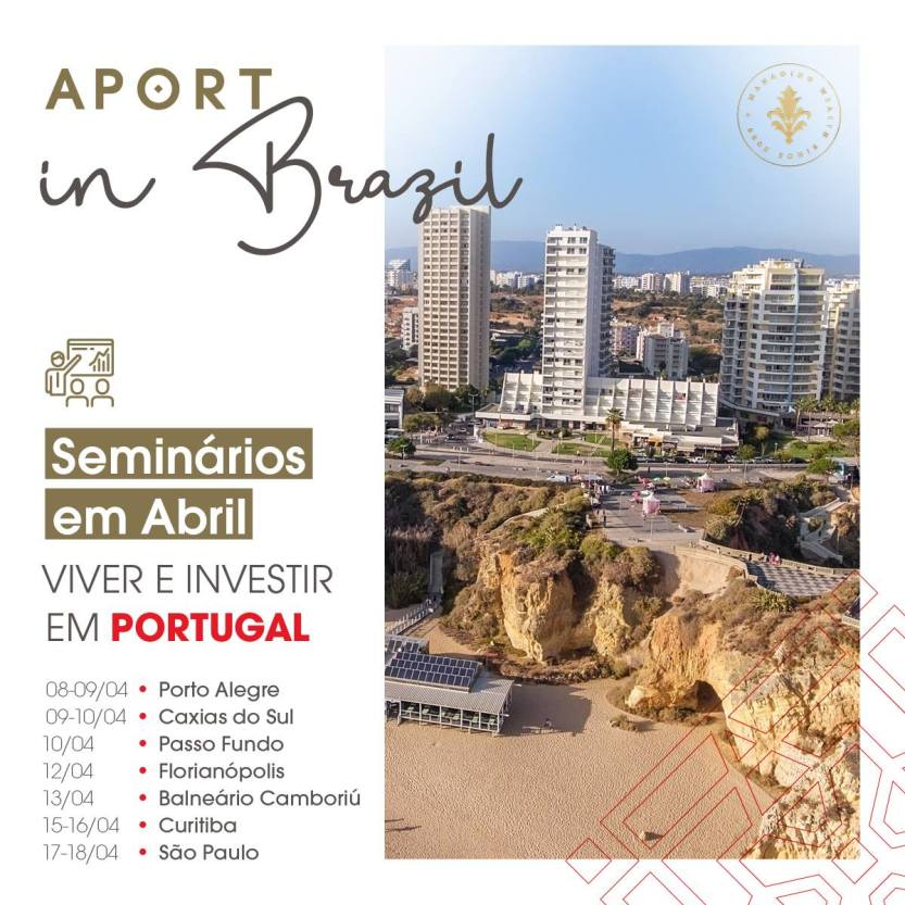 APORT Brasil April 19
