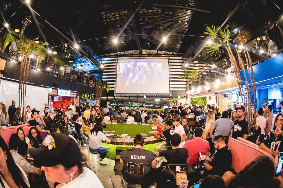 Espaço gastronômico de Curitiba vai transmitir 8ª temporada de Game of Thrones