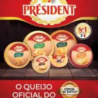 Président se une ao famoso do Comida di Buteco 2019 e se torna  o queijo oficial do concurso