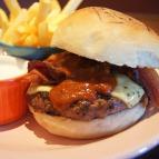 2. Pork-festival-southern US burger