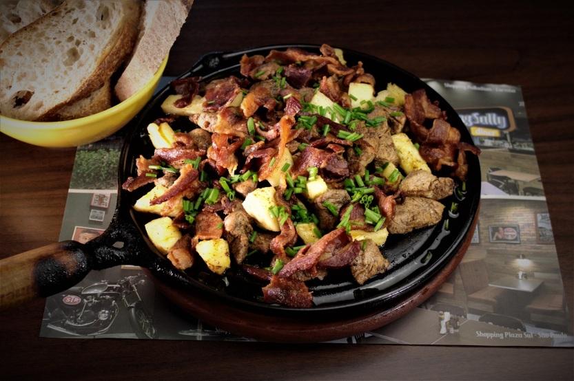 3. MUSTANG - Sallys Pork Grill - Foto Gelson Antunes