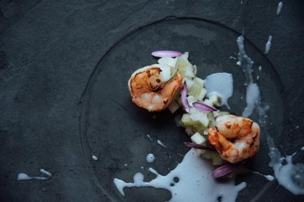 Ceviche_de_Frutas_e_Leite_de_Côco_com_Camarões_GastroNight_+55_Bar_14-05-19