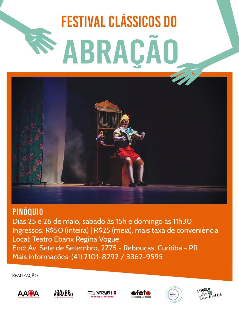 FESTIVAL CLÁSSICOS DO ABRAÇÃO – TEATRO EBANX REGINA VOGUE!
