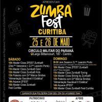 Instrutores de Zumba® promovem Festival em Curitiba
