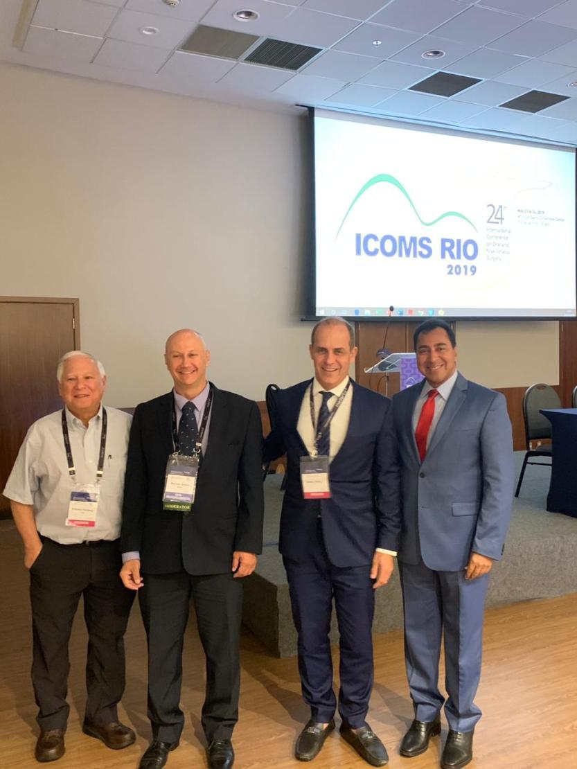 FOTO_03_ICOMS_2019_Dr._André_Luis_Zétola_e_conferencistas