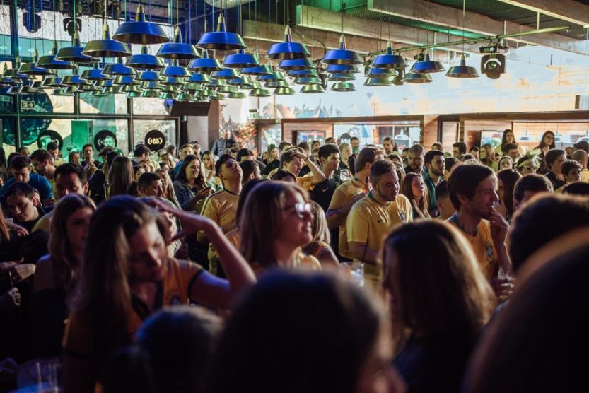 Jogo do Brasil 17-06-18_+55 Bar