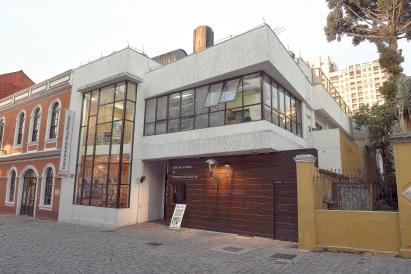 Centro Juvenil de Artes Plásticas. Curitiba, 30 de junho de 2016. Foto: Kraw Penas/SEEC