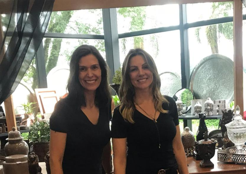 Fernanda e Eleni