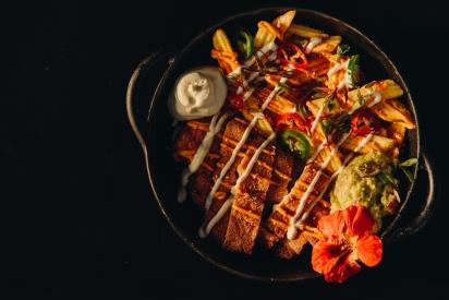 Buffalo Chicken Fries_GastroNight +55 Bar