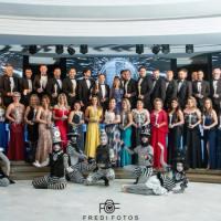 Jantar de Gala no Prêmio Profissionais 2019