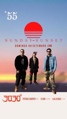 3030_Sunday Sunset +55 Bar