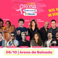 Grandes nomes da música brasileira unidos por uma causa super importante!
