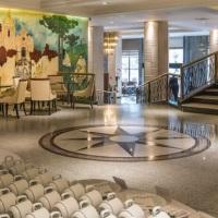 Confraternizações de fim de ano no Bourbon Curitiba Convention Hotel