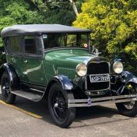 Grande exposição de carros antigos e especiais acontece no Jockey Plaza Shopping