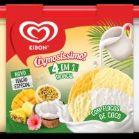 Kibon apresenta um Verão de Novidades