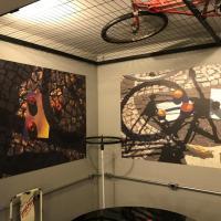 Cultura, arte e ciclismo indoor juntos na Go Cycle