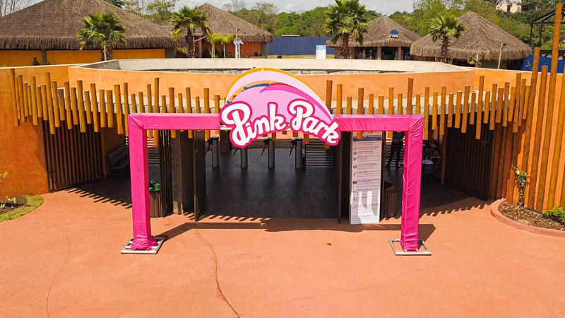 foto fachada pink park