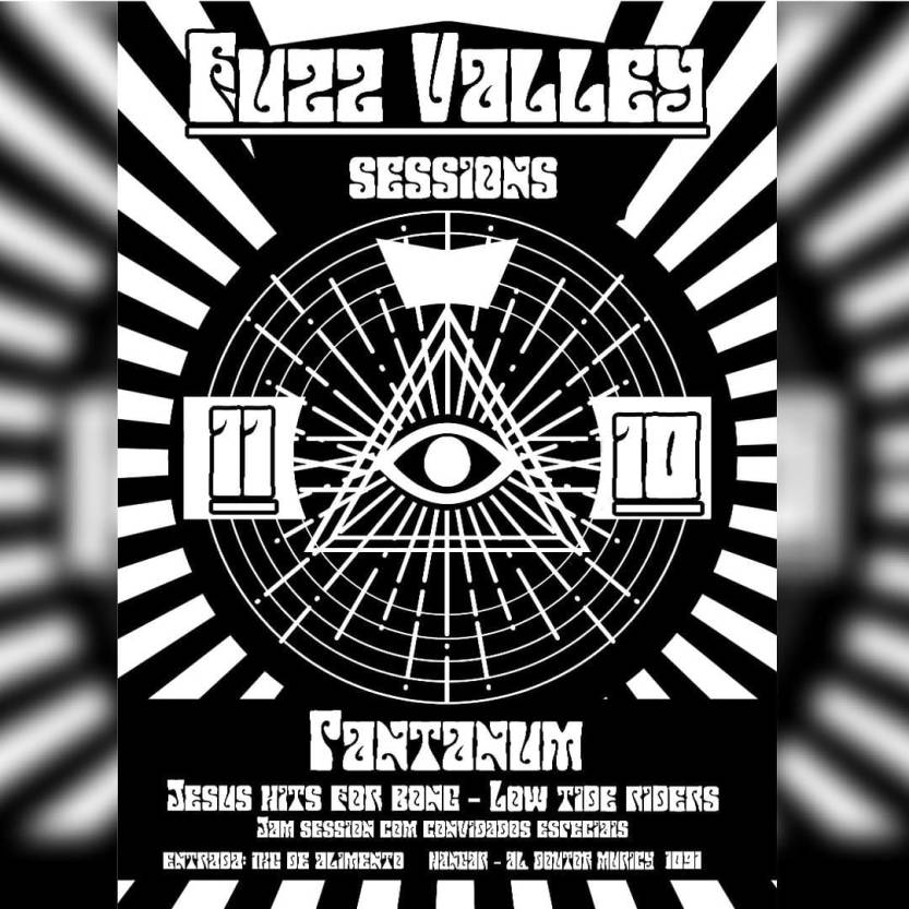 fuzz valley sessions - cartaz