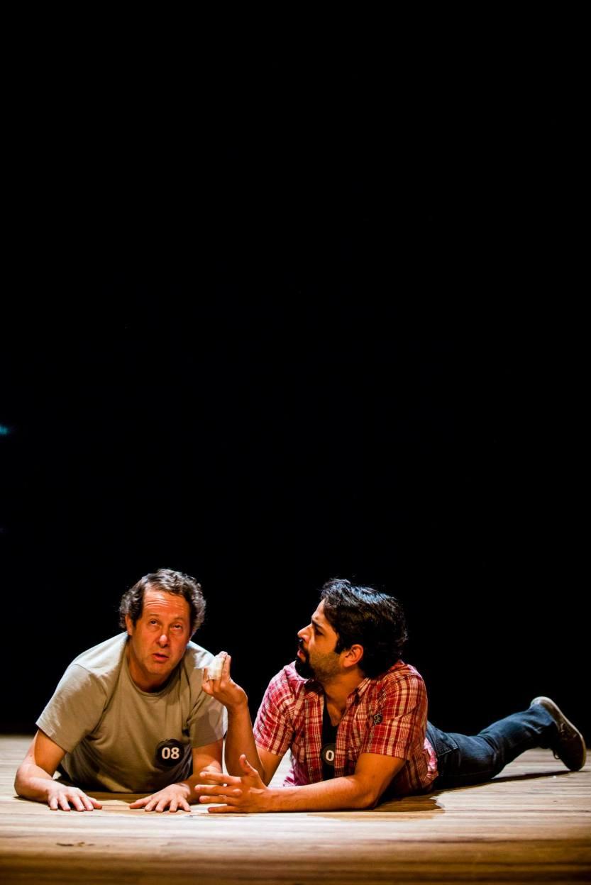 Resta 1 - foto de Jorge Mariano - Mauro Zanatta e Marcelo Rodrigues