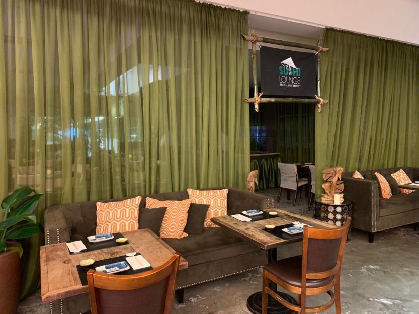 Restaurante Mediterraneo e Sushi Lounge Concept