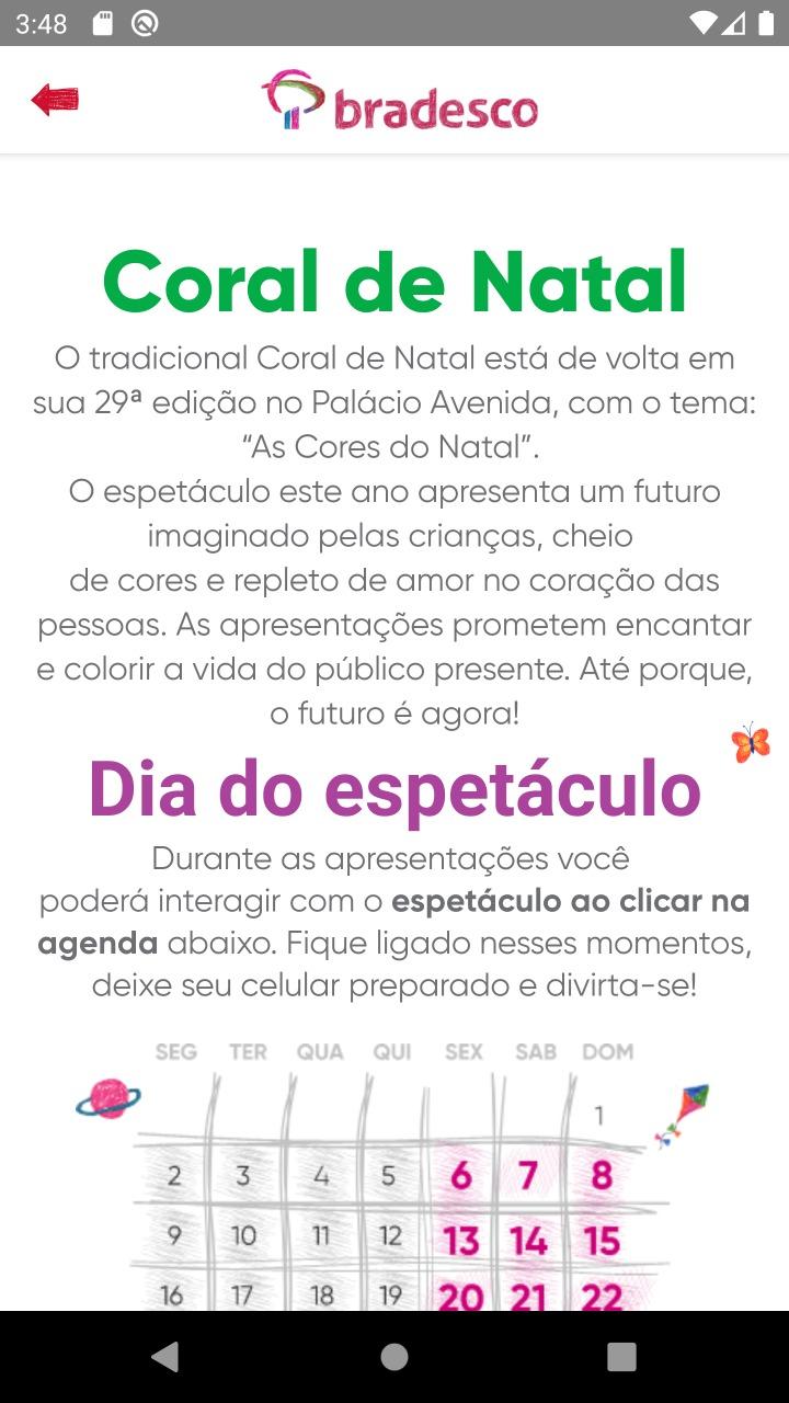 App Natal Bradesco_2