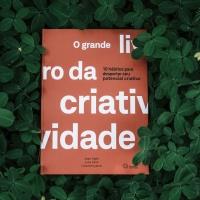 """Escola de Criatividade lança """"O grande livro da criatividade"""""""