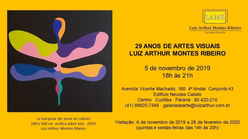 Convite_Exposição_Luiz_Arthur_Montes_Ribeiro_29_Anos