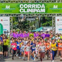 Inscrições para a 4ª etapa da Corrida Clinipam já iniciaram no próximo dia 11
