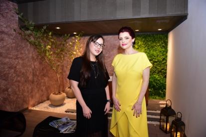 Gabriela Campos e Milena Schulmeister