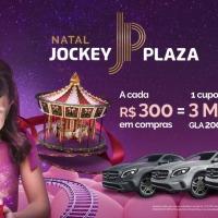 Primeiro Natal do Jockey Plaza Shopping promete despertar a imaginação