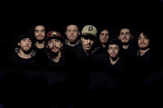 Notívagos e Dani Zan levam ao Paiol um show cheio de ritmos. - Na imagem, big band Notívagos. Foto: Divulgação
