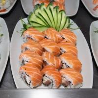 Sushis para um almoço leve e saboroso
