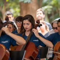 Orquestra Instituto GPA faz duas apresentações gratuitas, durante as comemorações de Natal em Curitiba