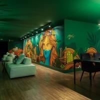 Arquitetos e decoradores mostram como é possível deixar a casa mais colorida gastando pouco