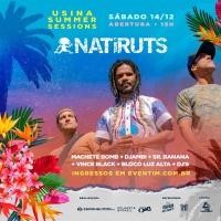 Natiruts retorna à Curitiba para primeira edição do Usina Summer Sessions