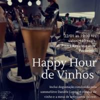 Pecorino faz seu segundo happy hour de vinhos nesta quarta-feira