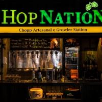 Bar no Centro de Curitiba oferece cardápio com variedades de chopes e drinks com cerveja