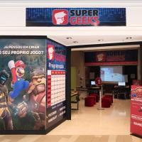 SuperGeeks oferece oficina de férias no Jockey Plaza Shopping